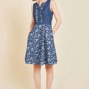 NWOT Wow on a Whim ModCloth Dress